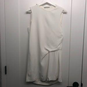Acne Studio Ivory mini dress